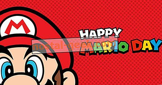 10. März ist Mario Day, Ziel feiert mit tiefen Rabatten