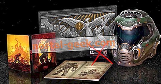 DOOM Eternal's Collector Edition выпускается не со всеми