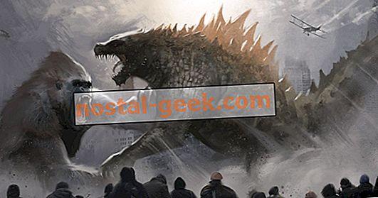 Khabar angin: Permainan Sistem Kerja Khas 'Terbaru Akan Akan Godzilla Vs.  Kong Fighting Game