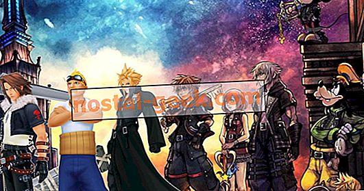 Pourquoi Kingdom Hearts III n'avait pas de personnages de Final Fantasy, expliqué