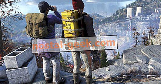 Bethesda annonce que Fallout 76 recevra des sacs à dos pour augmenter le poids de transport