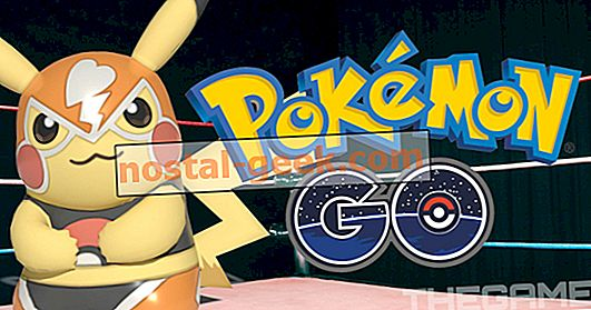 Pikachu Libre a tema wrestling Pokémon GO diventa sempre più wrestling