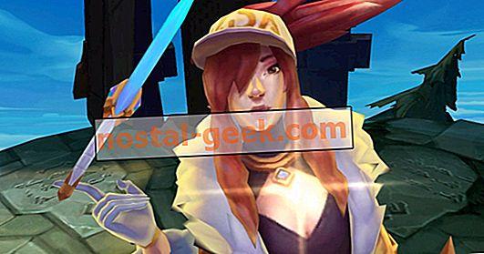 League Of Legends Publisher möchte, dass Spieler um Prestige-Haut spielen