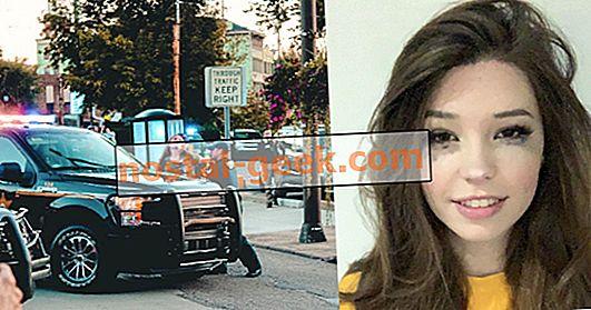 """Ich wurde verhaftet LOL """": Belle Delphine veröffentlicht 'Mugshot' auf Twitter"""