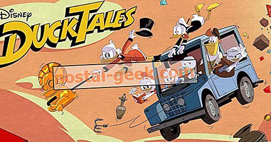 Tema The Ducktales Moon Sekarang Memiliki Lirik Resmi Oleh Disney