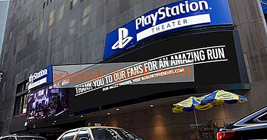 ニューヨークのプレイステーションシアターが正式に閉鎖