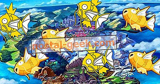 Pokémon Sword & Shield starten mit Shiny Magikarp Raid Battles ins neue Jahr