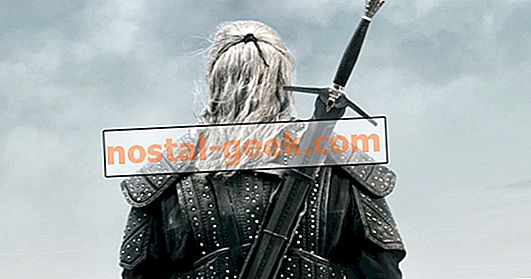 Warum Geralt in Netflix 'Hexer-Serie nur ein Schwert verwendet