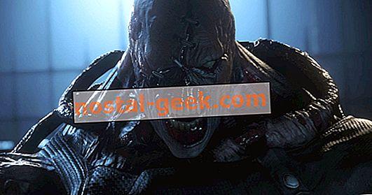 Demo Resident Evil 3 Baru Menggunakan Model Karakter Nemesis 'Dari Marvel Vs.  Capcom