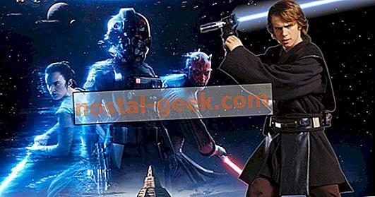 Anakin Skywalker in Battlefront II potrebbe già essere OP - Ma questo è di proposito