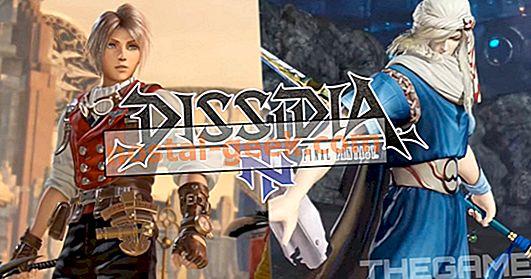 Dissidia Final Fantasy NT Menambah Kostum Baru Berdasarkan FF14 & Selepas Tahun