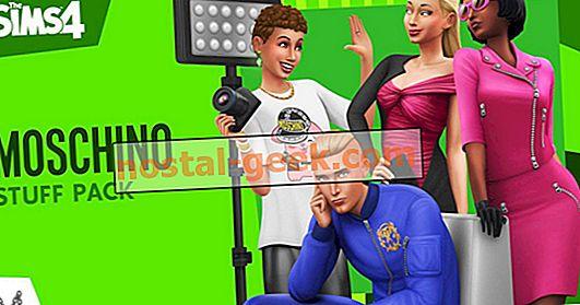 Ulasan Paket Sims 4 Moschino Stuff: Anehnya Stuffed