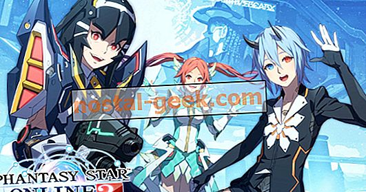 Phantasy Star Online 2: Kelas Terbaik Untuk Pemula