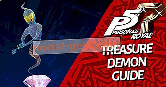 Persona 5 Royal: Treasure Demon Guide