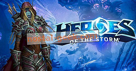 Heroes Of The Storm: So erstellen Sie den besten Sylvanas Build