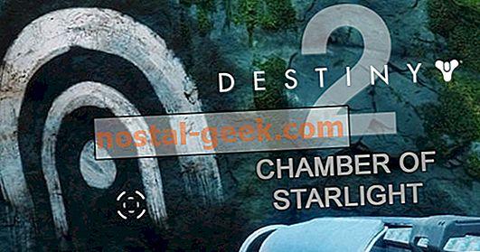 Kamar Destiny 2's Starlight: Cara Menemukan Sektor Yang Hilang