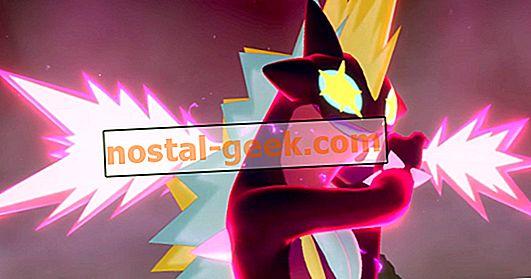 Меч и Щит Покемона: Как Получить Мощную Токсичность Gigantamax