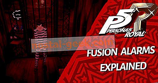 Persona 5 Royal: Samtraum-Fusionsalarme erklärt