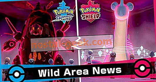 Pokémon épée et bouclier: comment attraper le Pokémon Gigantamax de janvier