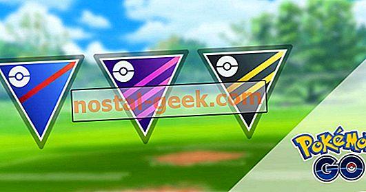 Pokémon GO Battle League - Tim Terbaik Untuk Liga Besar