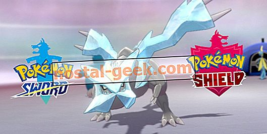 Wie man Kyurem in Pokémon Sword & Shield bringt