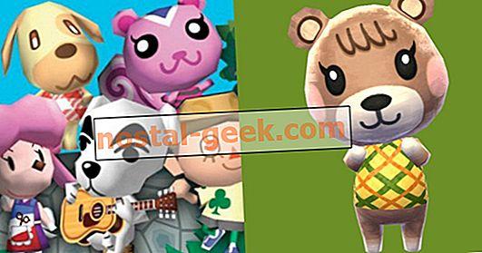 Animal Crossing: Les 15 meilleurs villageois de tous les temps, classés