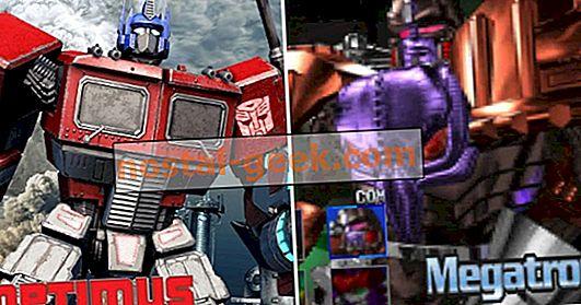 Gli 8 migliori e 7 peggiori giochi di Transformers