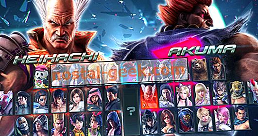 Tekken 7: Die 10 besten Charaktere, bewertet