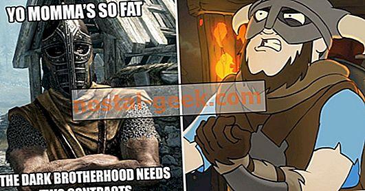 25 lustige Skyrim-Meme, die Sie zum Lachen bringen