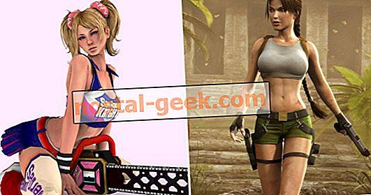Top 15 der heißesten Frauen in Videospielen