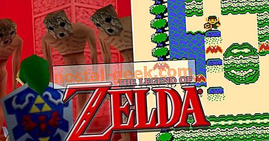 25 La leggenda di Zelda Hacks che mostrano un altro lato di Hyrule