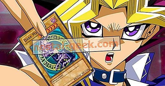 Yu-Gi-Oh !: 10 대 가장 강력한 신 카드