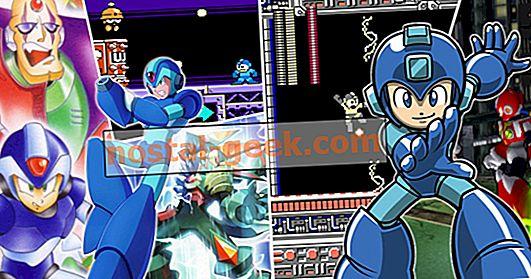 Setiap Game Mega Man, Berperingkat Resmi