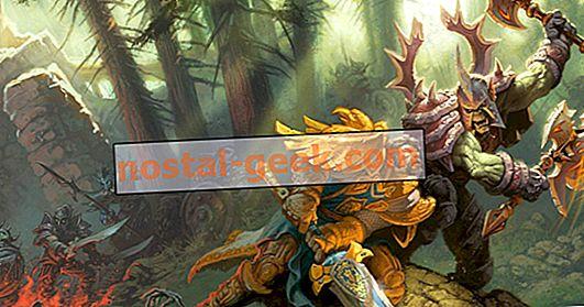 10 giochi da tavolo da giocare se ti piacciono Dungeons & Dragons