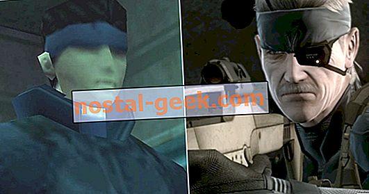 Metal Gear Solid: 10 citations de serpent solide badass que vous n'oublierez pas