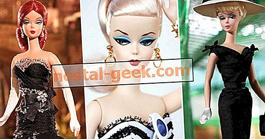 30 sammelbare Barbies, die heute eine lächerliche Menge wert sind