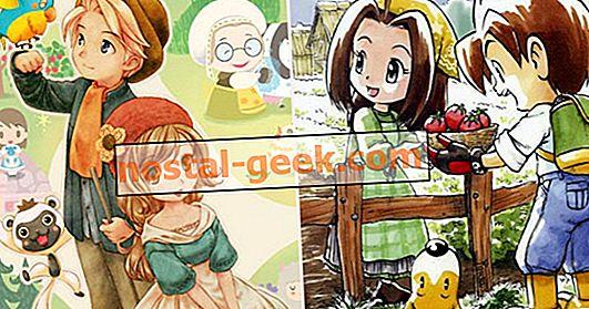 Classé: 10 meilleurs jeux Harvest Moon jamais créés