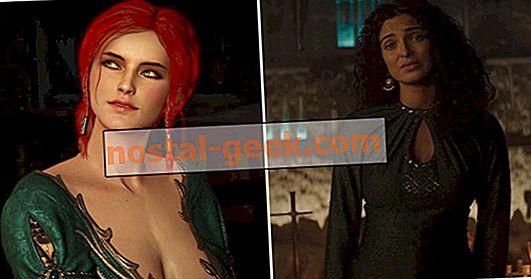The Witcher: 5 Alasan Triss Lebih Baik Di Pertandingan (& 5 Dia Lebih Baik Di Pertunjukan)