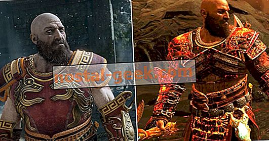 Die 15 besten Rüstungssets in God Of War PS4