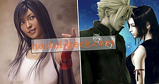 Final Fantasy: 25 Hal Konyol Tentang Tifa Lockhart Hanya Cloud yang Tahu