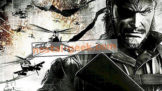 Metal Gear Reihenfolge