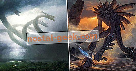 10 Kartu Makhluk Paling Kuat Dalam Sihir: The Gathering, Peringkat