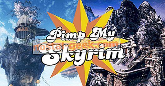 Pimp My Skyrim: Die 16 verrücktesten Häuser aller Zeiten