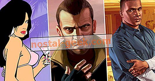 Peringkat Setiap Gim Grand Theft Auto Dari Yang Terburuk ke Yang Terbaik