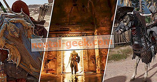 24 missioni nascoste e cose che i fan mancavano in Assassin's Creed: Origins
