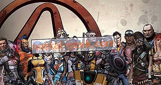 Borderlands: 10 Best Vault Hunters, Peringkat