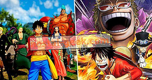 One Piece: 10 Game Terbaik Berdasarkan Anime, Diberi Peringkat (Menurut Metacritic)