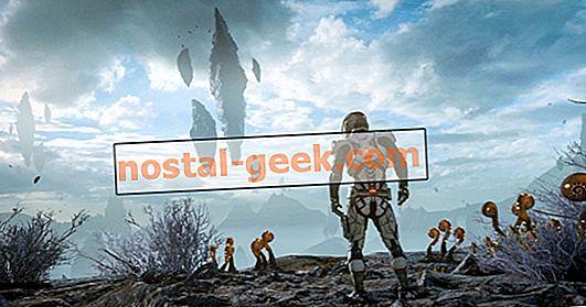 Mass Effect Andromeda: 10 migliori abilità