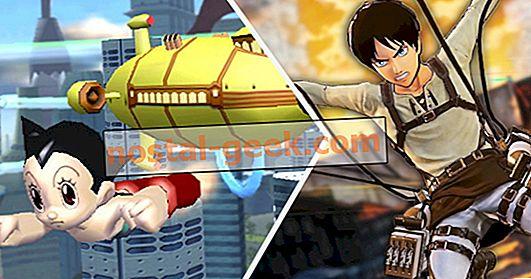 Video Game Anime 20 Paling Lama Yang Pernah (Dan 10 Terbaik)
