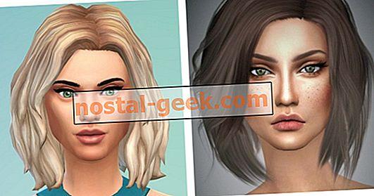 The Sims 4를위한 10 가지 인상적인 코스메틱 개조 (다른 게임처럼 보이게 함)